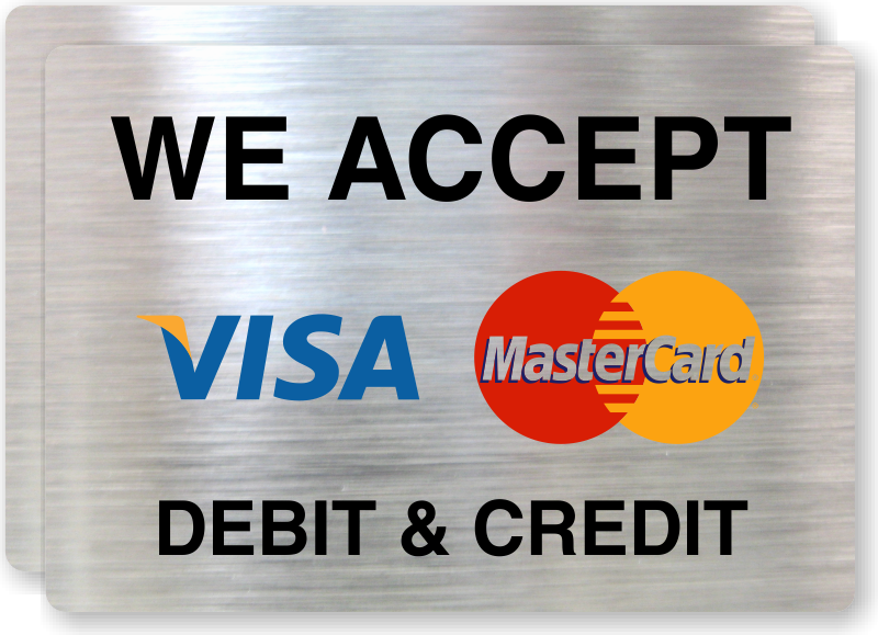 does greyhound accept visa debit online