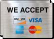 who accepts visa debit