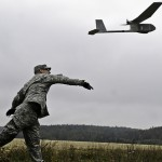 Police surveillance drones pose a threat to domestic privacy