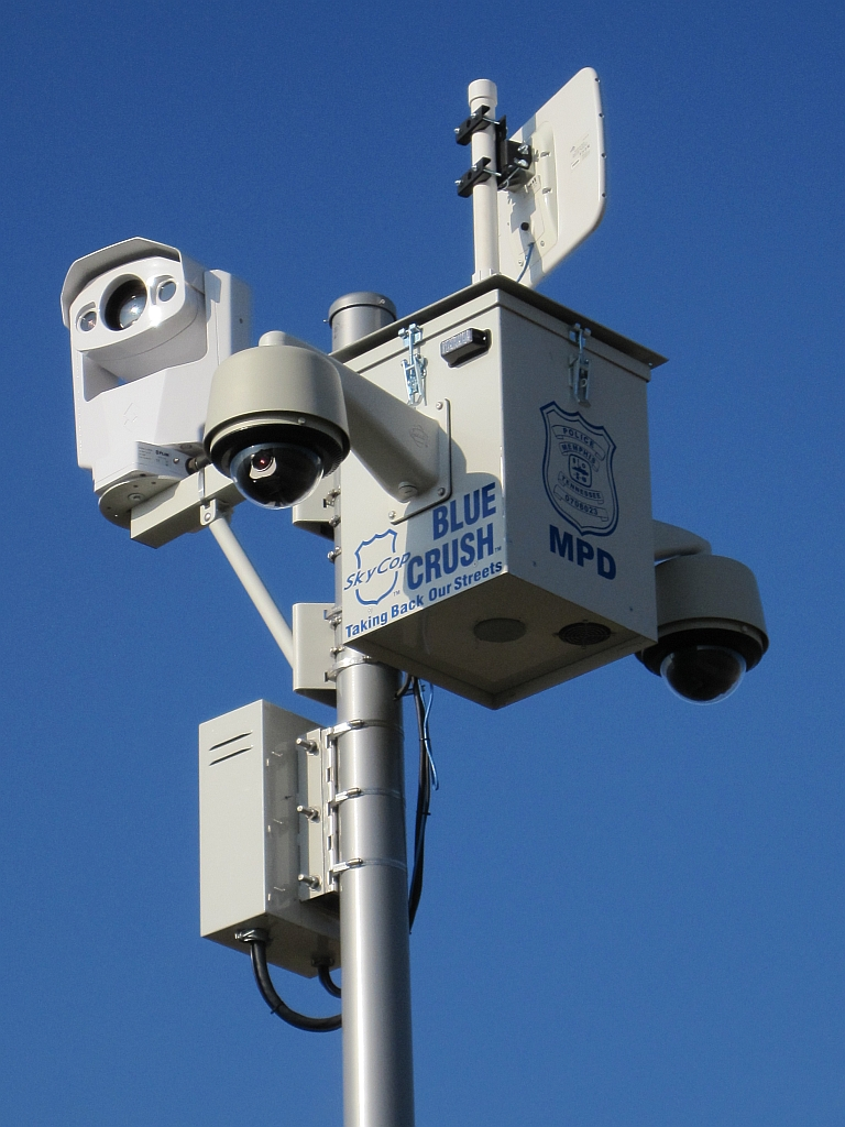 Saratoga Springs Bets Its Safety On Security Cameras