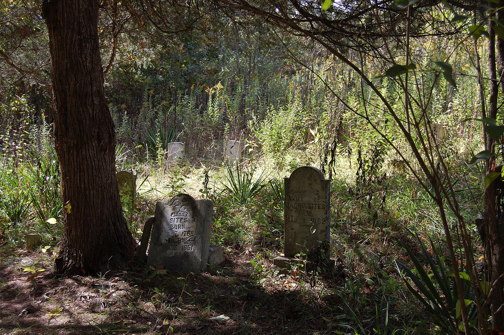 Family Cemetery On Private Property Tennessee