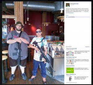open carry chipotle