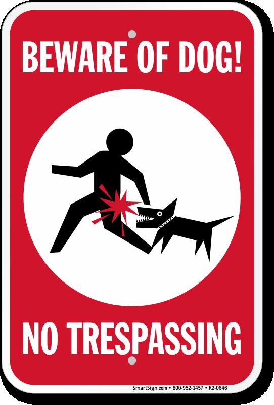 BEWARE NOVA SCOTIA DUCK TOLLING RETRIEVER GUARD DOG Aluminum Composite Sign