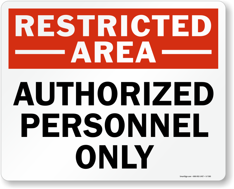 photo about Printable Employees Only Sign titled Minimal Regional Accredited Employees Simply just Signal, SKU: S-7185