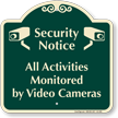 Video Surveillance SignatureSign