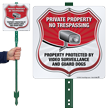 LawnBoss® Shield Sign & Stake Kit