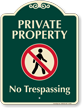 Private Property SignatureSign