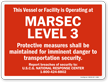 Marsec and Maritime Sign