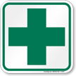 Dispensary Supply Sign